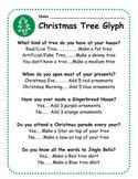 Christmas Tree Glyph Activity