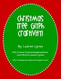 Christmas Tree Glyph Craftivity!