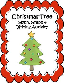 Christmas Tree Glyph, Graph & Writing