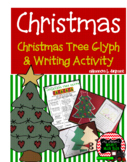 Christmas Tree Glyph and Writing Activity