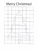 Christmas Tree Graph for Coordinate Plane
