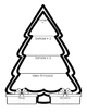 Christmas Tree Graphic Organizers {SPANISH}