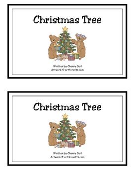 Christmas Tree Guided Reader