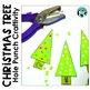 Christmas Tree Hole Punch for Speech/Language