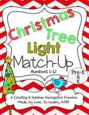 Christmas Tree Light Match-Up