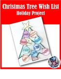 Christmas Tree List Holiday Project
