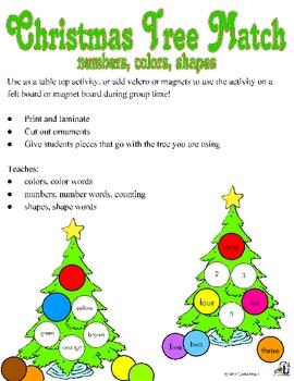 Christmas Tree Match