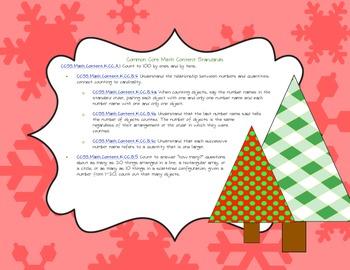 Christmas Tree Matching #'s 0-20