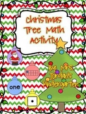 Christmas Tree Math Activity