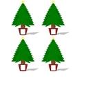 Christmas Tree Math Center