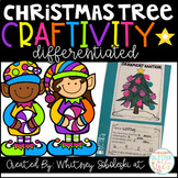 Christmas Tree Math Craft-Differentiated