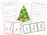 Christmas Tree Math Game - Special Ed
