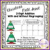 Christmas Tree Math Scoot