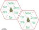 Christmas Tree Math and Literacy Centers