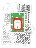 Christmas Tree Maths Activity