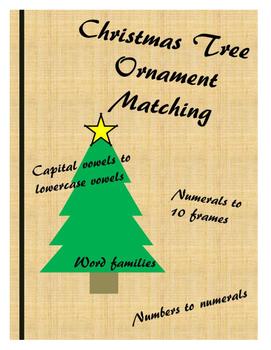 Christmas Tree Morning Work