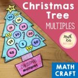 Christmas Tree Multiples (Math Craft)