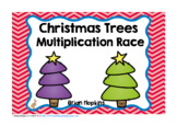 Christmas Tree Multiplication Race