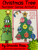 Christmas Tree Number Sense Activity {Representing Numbers 0-20}