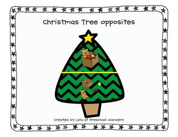Christmas Tree Opposites
