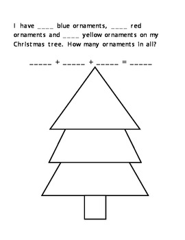 Christmas Tree Ornament Addition