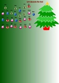 Christmas Tree Ornament Attendance