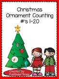 Christmas Tree Ornament Count