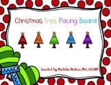 Christmas Tree Pacing Board