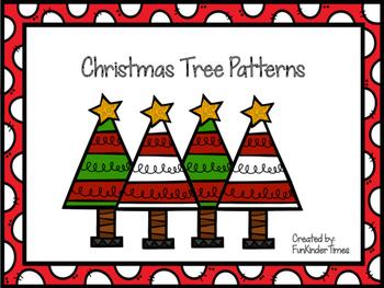Christmas Tree Patterning