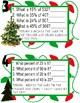 Christmas Tree Percent Draw!