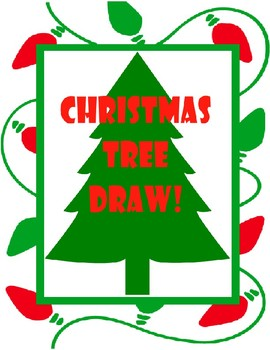 Christmas Tree Percent Draw By Nicksknook Teachers Pay Teachers