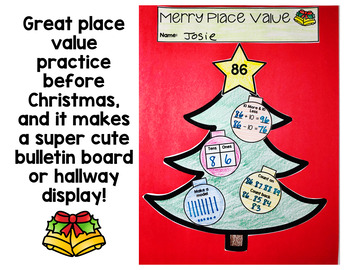 Christmas Tree Place Value