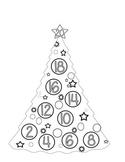 Christmas Tree Point Tracker