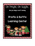 Christmas Tree Prefix Suffix Matching