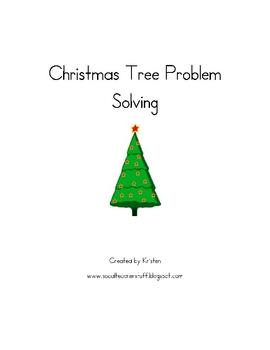 Christmas Tree Problem Solving
