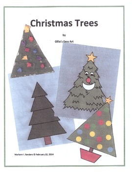Christmas Tree Projects for a Week