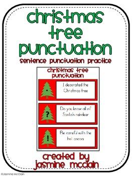 Christmas Tree Punctuation