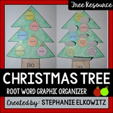 Christmas Tree Graphic Organizer