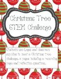 Christmas Tree STEM Challenge (STEAM)