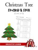 Christmas Tree Shake & Spill