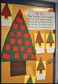 Christmas Tree Shape Craft