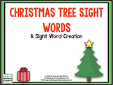 Christmas Tree Sight Words