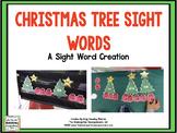 Christmas Tree Editable Sight Words