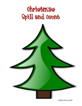 Christmas Tree Spill and Count