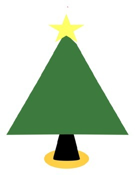 Christmas Tree Story Board: addition and subtraction story problems