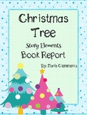 Christmas Tree Story Elements Book Report