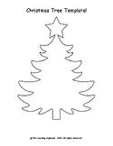 Christmas Tree Template!