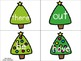 Christmas Tree Themed Math and Literacy Centers