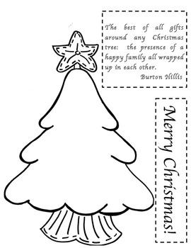 Christmas Tree Thumbprint