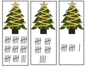 Christmas Tree Top Tallies